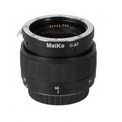 Meike EXT AF Tubo di prolunga ZOOM da 46-68mm x Canon