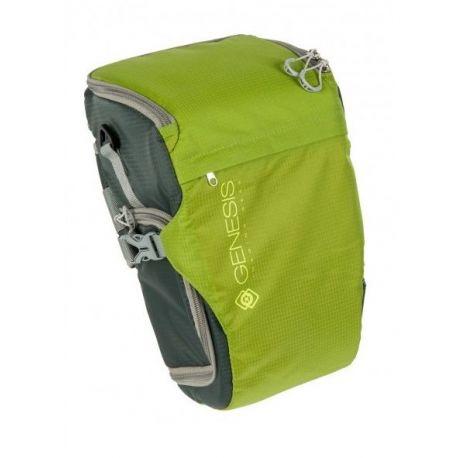 Genesis Rover toploader TAGLIA L Borsa Custodia Fondina Bag Lime