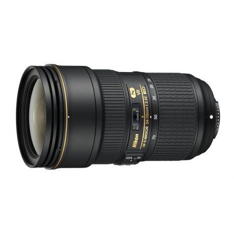 Obiettivo Nikon AF-S NIKKOR 24-70mm f/2.8E ED VR
