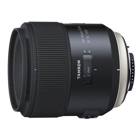 Obiettivo Tamron SP 45mm F1.8 Di VC USD (F013) per Nikon