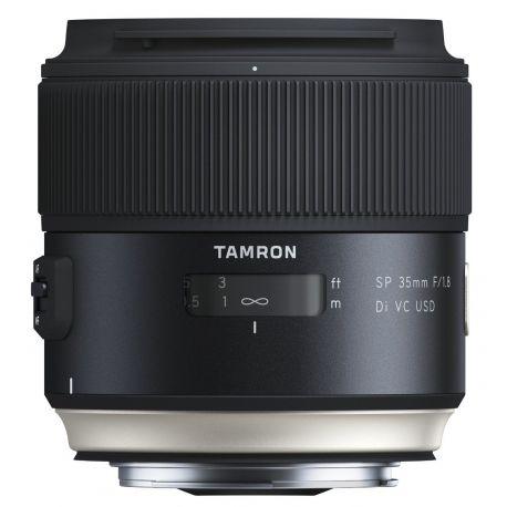 Obiettivo Tamron SP 35mm F1.8 Di VC USD (F012) x Canon Lens