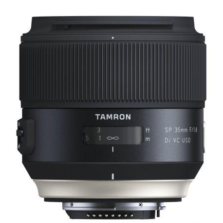 Obiettivo Tamron SP 35mm F1.8 Di VC USD (F012) per Nikon