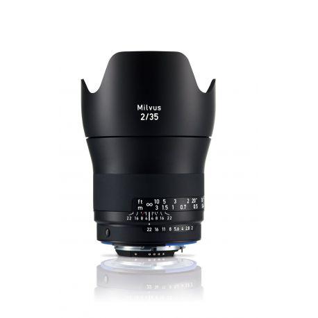 Obiettivo Carl Zeiss Milvus ZF.2 2/35mm x Nikon Lens