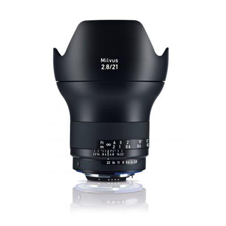 Obiettivo Carl Zeiss Milvus ZF.2 2.8/21mm x Nikon Lens