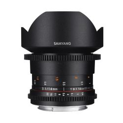 Obiettivo Samyang 14mm T3.1 ED AS IF UMC VDSLR II x Canon Lens