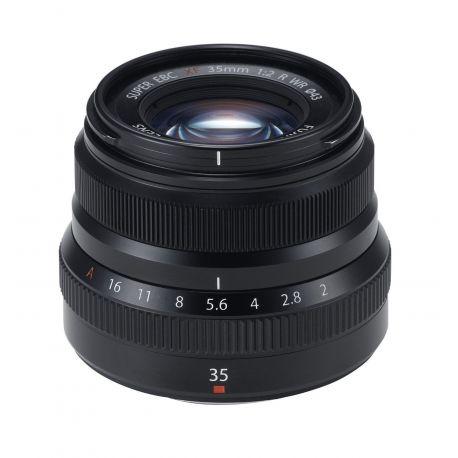 Obiettivo FUJINON XF 35mm F2 R WR Nero x Fuji Fujifilm XF35mm