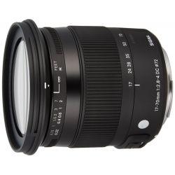 Obiettivo Sigma 17-70mm f/2.8-4 DC Macro OS HMS Contemporary Lens x Canon 17-70
