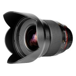 Obiettivo Samyang 16mm T2.2 ED AS UMC CS II VDSLR x Sony E-Mount Lens