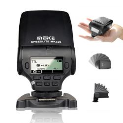 Meike MK-320 Flash illuminatore per Fuji Fujifilm