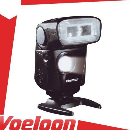 Voeloon Flash 331EX E-TTL HSS per Canon EOS illuminatore con faretto