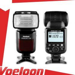 Voeloon Flash manuale V190 (GN55) illuminatore universale