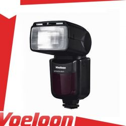 Voeloon Flash V600 E-TTL II (GN50) illuminatore x Canon EOS
