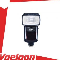 Voeloon Flash V760 E-TTL II HSS (GN60) illuminatore x Canon EOS