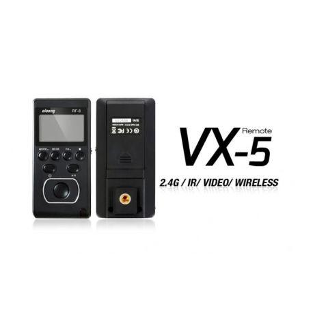 Voeloon VX-5 Telecomando Wireless Timer Remote Control x Canon Nikon
