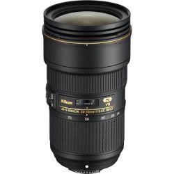 Obiettivo Nikon AF-S NIKKOR 24-70mm VR f/2.8E PRONTA CONSEGNA