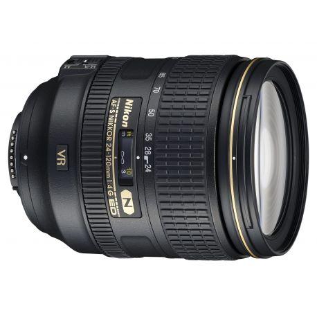 Obiettivo Nikon 24-120mm VR F/4 *VERS. BULK* PRONTA CONSEGNA