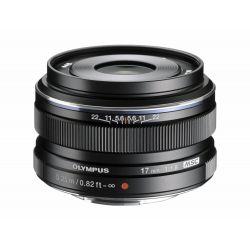 Obiettivo Olympus M.ZUIKO DIGITAL ED 17mm f1.8 Nero Lens