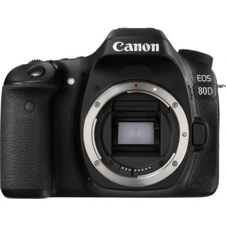 Fotocamera Canon EOS 80D Body solo corpo