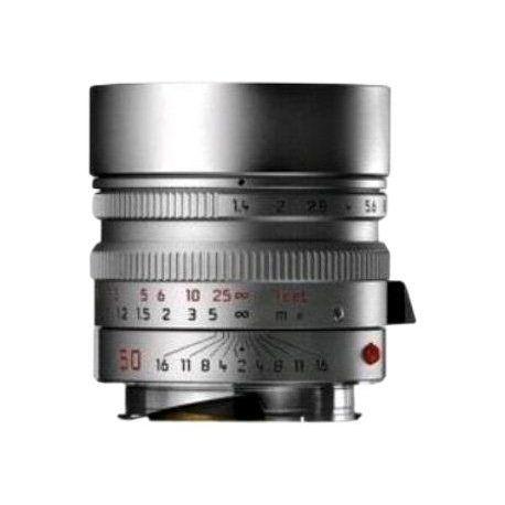 Obiettivo Leica SUMMILUX-M 50mm f/1.4 ASPH Silver
