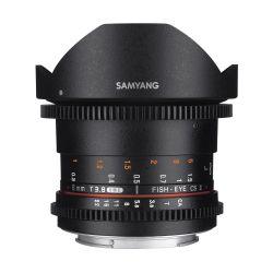 Obiettivo Samyang 8mm T3.8 Asph IF MC Fisheye CS II x Canon