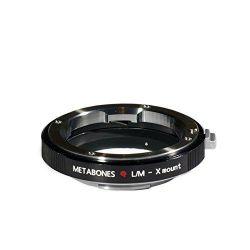 Metabones adattatore da Leica M a Fuji X mount