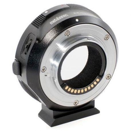 Metabones adattatore da Canon EF a Micro Quattro Terzi M4/3 II