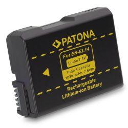 Patona 1134 EN-EL14 x Nikon