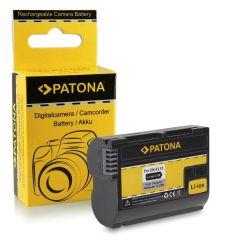 Patona Batteria EN-EL15 x Nikon D750 D810 D610 D7200 D7100 D7000 D600 D800 D800E