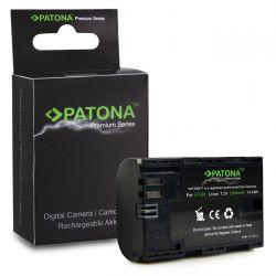 Patona Batteria Premium LP-E6n x Canon 5D Mark II III IV 6D 7D 80D 70D 60D LP-E6 5DS