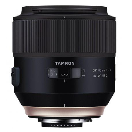 Obiettivo Tamron SP 85mm F1.8 Di VC USD (F016) per Nikon