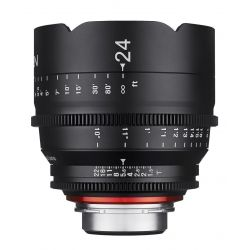 Obiettivo Samyang Xeen 24mm T1.5 x Canon Lens