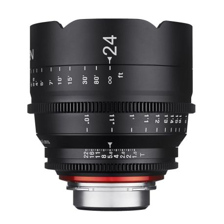 Obiettivo Samyang Xeen 24mm T1.5 x Sony E-Mount Lens