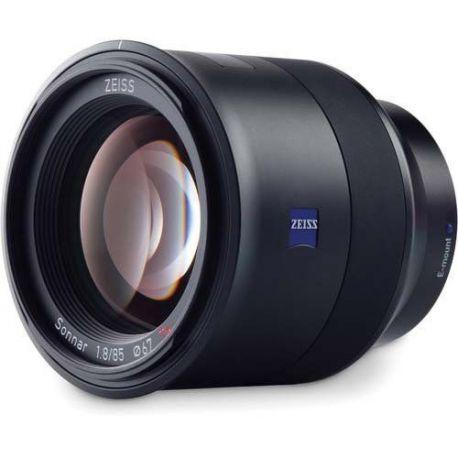 Obiettivo Carl Zeiss Batis 1.8/85mm per Sony E-mount