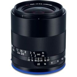 Obiettivo Carl Zeiss Loxia 21mm F/2.8 per Sony E-mount