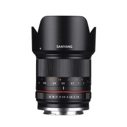 Obiettivo Samyang 21mm f/1.4 ED AS UMC CS x Canon EOS M