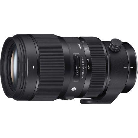 Obiettivo Sigma 50-100mm F1.8 DC HSM Art per Nikon