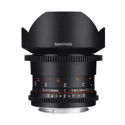 Obiettivo Samyang 14mm T3.1 Asph IF II MC CS VDSLR x Sony E-Mount