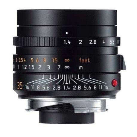 Obiettivo LEICA SUMMILUX-M 35mm f/1.4 ASPH nero