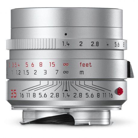 Obiettivo LEICA SUMMILUX-M 35mm f/1.4 ASPH (FLE) Silver