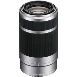 Obiettivo Sony 55-210mm F4.5-6.3 Silver E-Mount PRONTA CONSEGNA