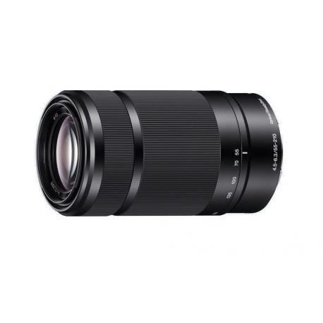 Obiettivo Sony 55-210mm F4.5-6.3 Nero E-Mount PRONTA CONSEGNA