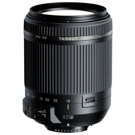 Obiettivo Tamron 18-200mm F/3.5-6.3 Di II VC (B018) x Canon