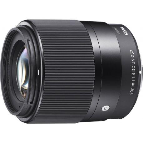 Obiettivo Sigma 30mm F1.4 DC DN Contemporary per Sony E-Mount