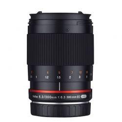 Obiettivo Samyang 300mm f/6.3 Mirror Lens Black x Nikon Lens