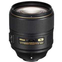 Obiettivo Nikon AF-S Nikkor 105mm F1.4E ED