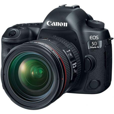 Fotocamera Canon EOS 5D Mark IV Kit 24-70mm f/4L IS USM