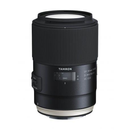 Obiettivo Tamron SP 90mm F2.8 Di Macro VC USD (F017) per Nikon