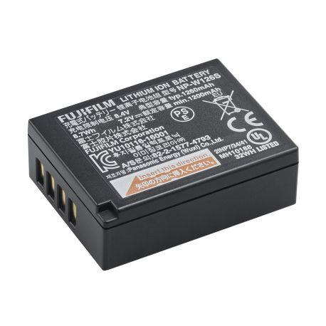 Fujifilm Fuji NP-W126S Batteria Originale per X-T3 X-T30 X-T2 X-T1 X-Pro1 X-Pro2 X-Pro3