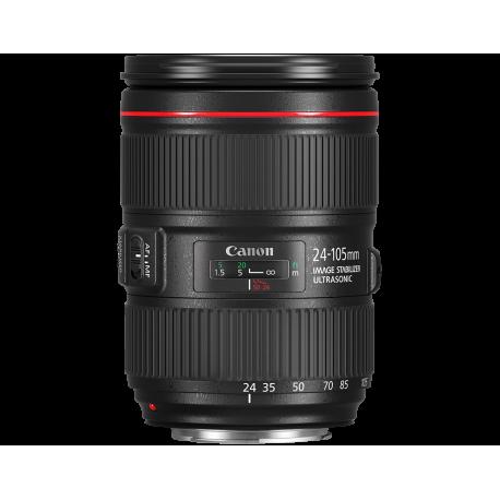Obiettivo Canon EF 24-105mm f/4L IS II USM *Bulk Version*