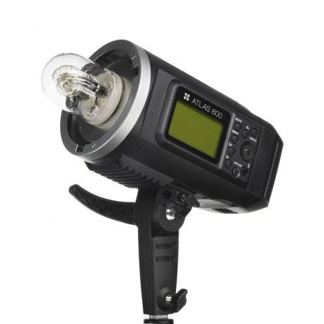 Quadralite Atlas 600 flash professionale da studio 600W